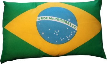 Kissen Brasilien Nr. 3174