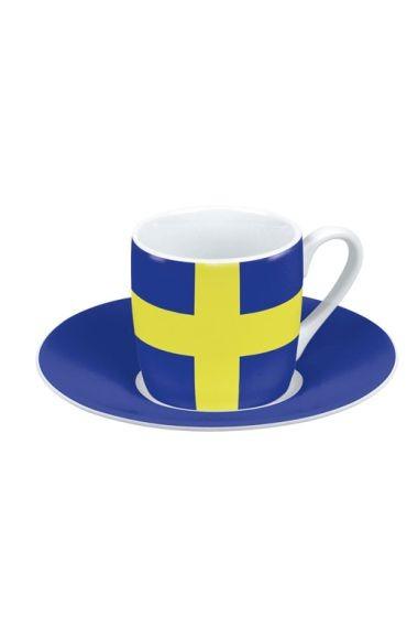 Schweden Espresso Set Nr. 1508