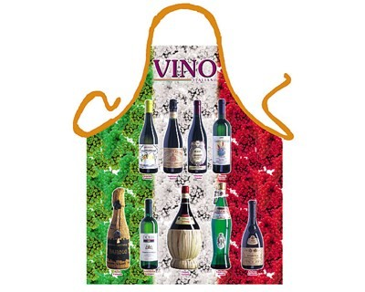 Schürze Vino Nr. 2466