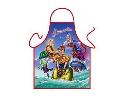 Schürze Kinder Pinocchio Nr. 2508