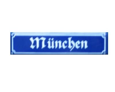 "Magnet ""München"" Emaille Nr. 2332"
