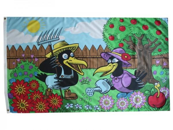 Gärtnerpaar Flagge Nr. 3581