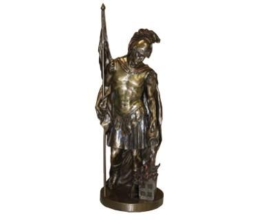 Heiliger Florian Figur Groß Nr. 1912