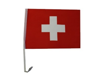 Schweiz Autofahne Nr. 66665