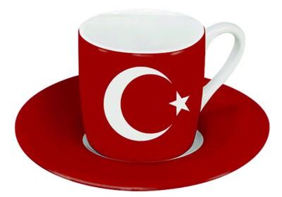Türkei Espresso Set Nr. 1539