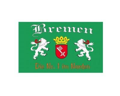 Fan - Flagge Bremen Nr. 2725