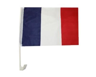 Frankreich Autofahne Nr. 66668