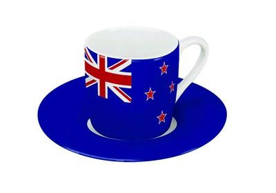 Neuseeland Espresso Set Nr. 1517