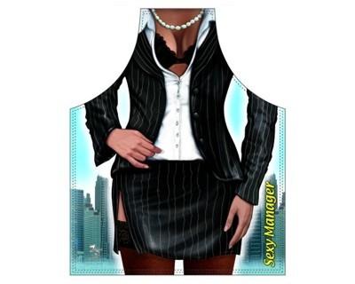Schürze Business Frau Nr. 2740