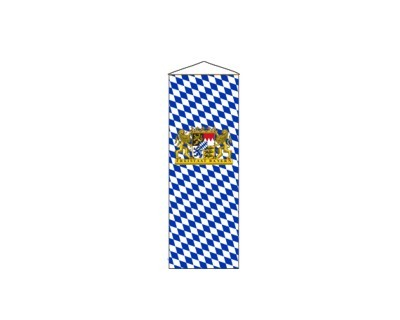 Minibanner-Bayern mit Löwenwappen Nr. 6622