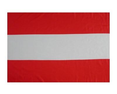 Österreich (ohne Adler) Nationalflagge Nr. 2591