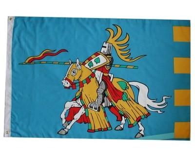Ritter Flagge (blau) 95 x 135 cm Nr. 2196