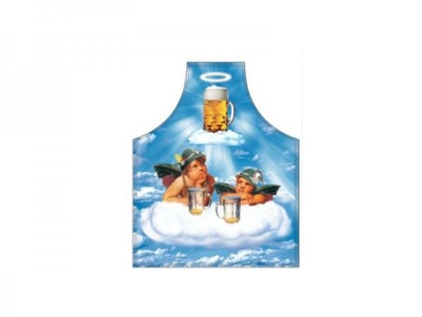 Durstige Engel Schürze Nr. 2628