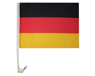 Deutschland Autofahne Nr. 6666
