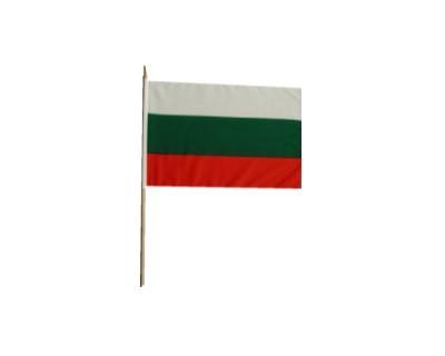 Bulgarien Nationalfahne Nr. 2030