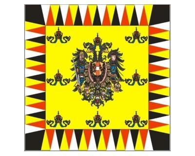 Kaiserstandarte Österreich-Ungarn Nr. 3095